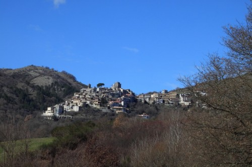 Vivaro Romano - Vivaro Romano, panorama