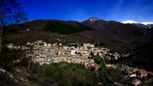 Guarcino e i suoi monti…