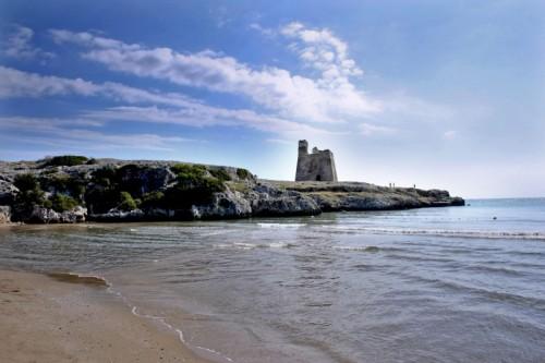 Vieste - Vieste, torre di guardia