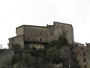Il Castello di Monte Antuni
