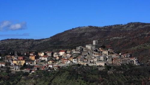 Torre Cajetani - Panoramica di Torre Cajetani...