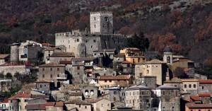 Il Castello dei Caetani….
