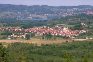 Settimo Rottaro e lago di Viverone