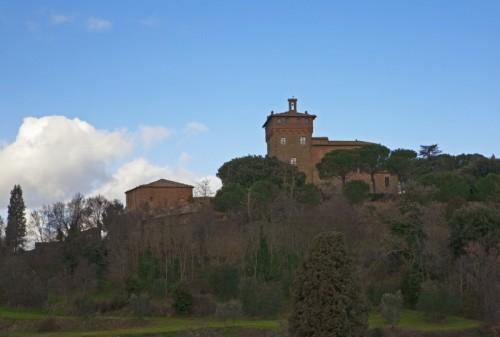 Pienza - Castello di Bibbiano-Cacciaconti