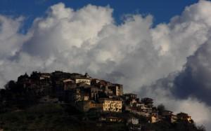 Veduta di Trivigliano….