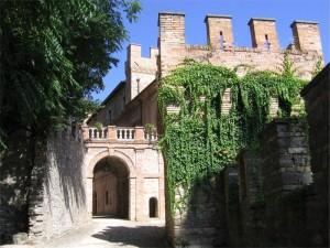 il castello Pallotta