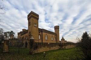 Prime luci al Castello Conti Carrobbio