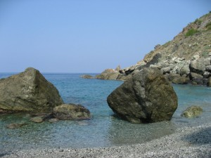 Bonassola, la spiaggia de LaFrancesca