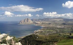 Lido Valderice e Monte Cofano - Trapani