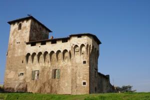 la Rocca degli Strozzi.