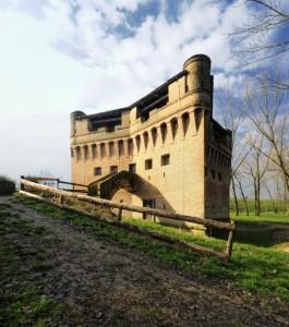 La Rocca di Stellata. Sempre vigile sul grande fiume