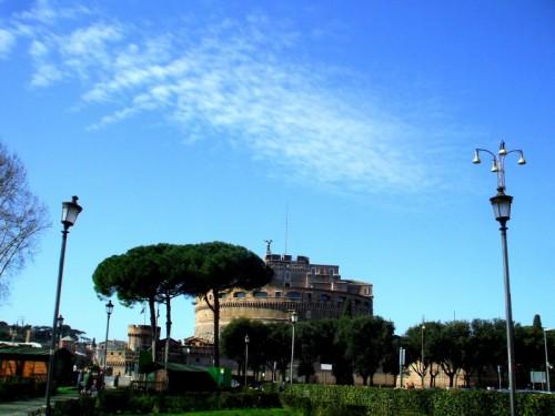Roma - La domanda classica:Scusi ma per andare dove devo andare,per dove devo andare?