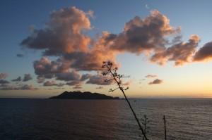 Favignana al tramonto