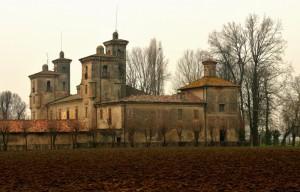 Giornata uggiosa al castello