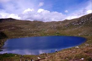 Panorama Lago verde II