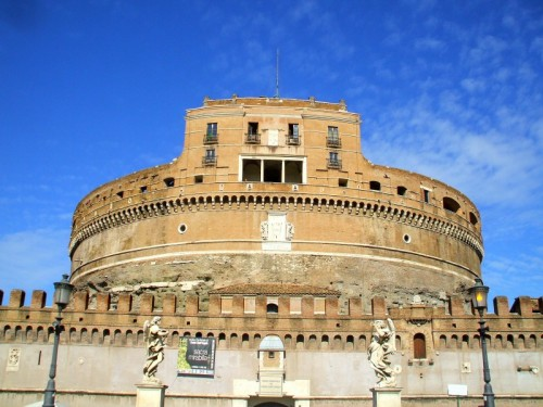 Roma - E scusami se sono qui a pensare a Te, alle tue parole e ai tuoi sorrisi (F.G.)
