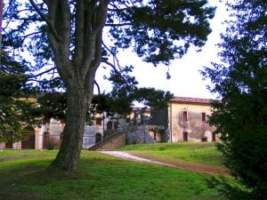 Villa Mocenigo ora Bernardi  (sec. XVII)