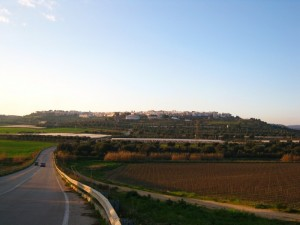 Arrivando a Montemesola