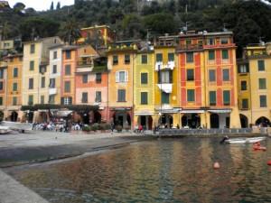 Portofino e i suoi colori….