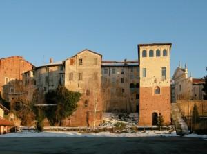 Il complesso fortificato di Buronzo