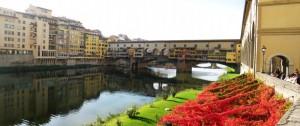 Colori e riflessi di Firenze