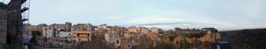 Castel Sant'Elia  -Panorama stitch-