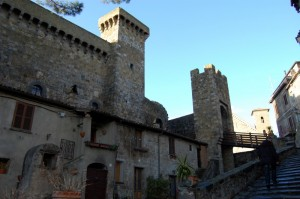 Bolsena, il castello