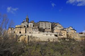 Caratteristico paesino dell'Abruzzo