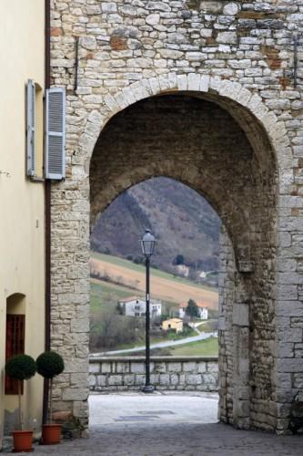 Costacciaro - La porta d'ingresso al paese