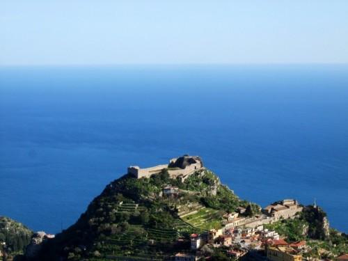 Taormina - Il castello