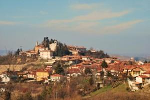Veduta di Castagnito