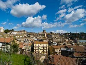 panoramica del borgo
