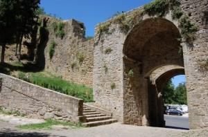 Le mura di Volterra 2