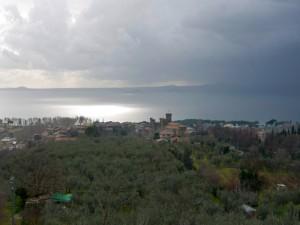 Bolsena ed il lago omonimo