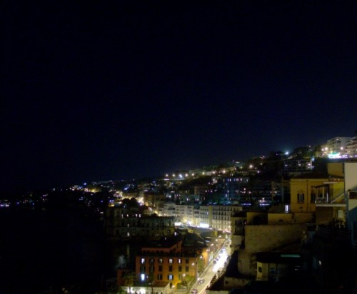 Napoli - Verso il blu