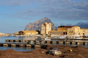 il porto di Bonagia