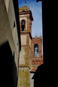 Il Campanile e la Torre di Scrofiano