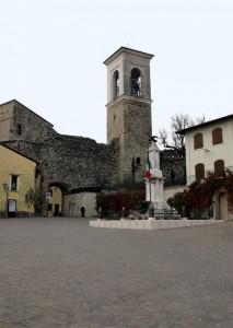 Pochi resti…, da torre muraria a campanile