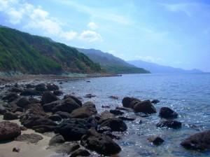 Poglina,spiaggia La speranza