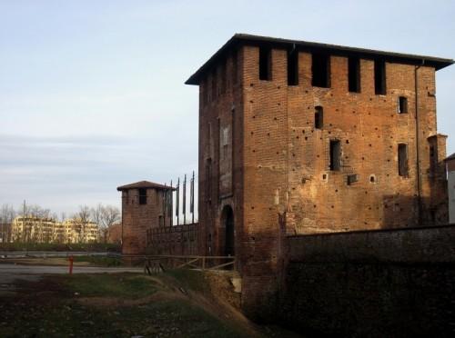 Legnano - Torre d'entrata