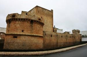 il castello di Avetrana