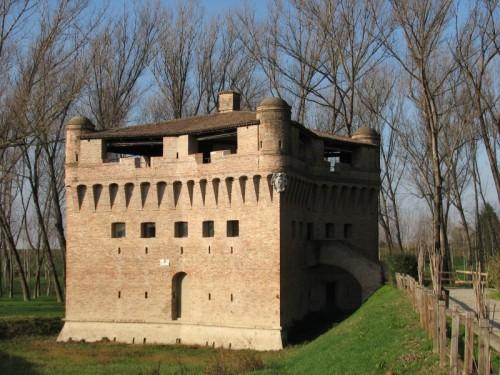 Bondeno - Autunno sulla Rocca