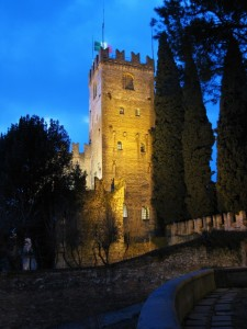 Castello di sera