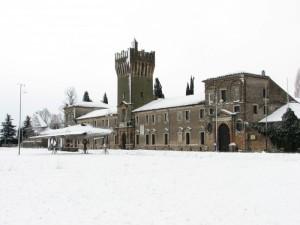Neve a San Pelagio