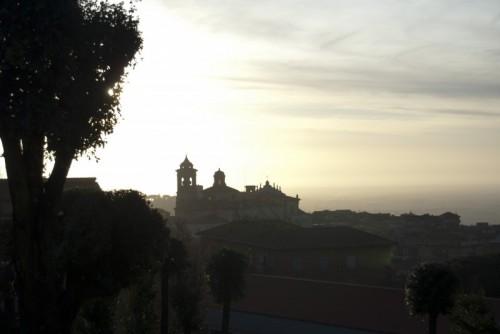 Marino - Tramonto a Marino