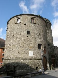 il castello di Varese Ligure