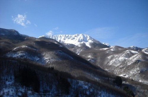 Santo Stefano d'Aveto - Il Monte Aiona