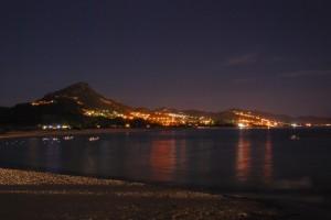 Monte Nai By Night ( Costa Rei )