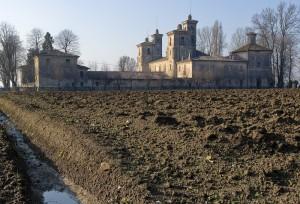 Castello e villa delle fertili terre padane