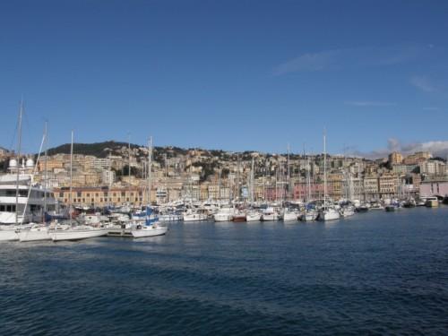 Genova - il porto turistico